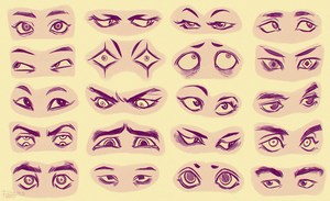 Eyes 4 by Rejuch