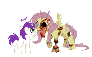KWFox Commission: Boop(Gore warning) by Lopoddity