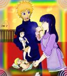 Diaper change - Naruhina by 1amm1