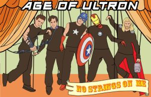 Age of Ultron - No Strings on me by HeroforPain