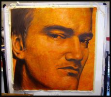 Tarantino BIG by MikeRobinsArt
