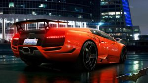 Lamborghini Murcielago SV with effect by Szaba18