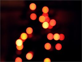 Christmas lights. by may-flower-smile