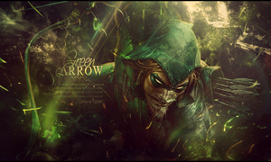 Green Arrow - Lime and Typer Collab by GuilhermeLime