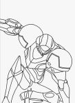 Samus outline by kariuchiha