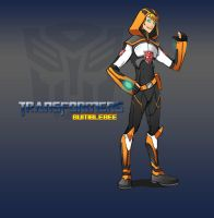 Transformers Prime: Humanized Bumblebee by akewataru