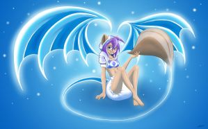 Ice Dragon Suna by The-Padded-Room