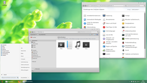 elementaryOS VS for Windows 7 by heebijeebi