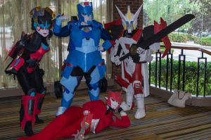 Tfcon 2014- group picture by aragorn3