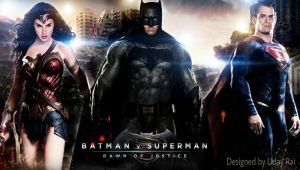 Batman v. Superman : Dawn Of Justice HD Wallpaper by iamuday
