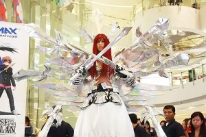 Erza Scarlet - Animax Cosplay 1 by kevin-oinky