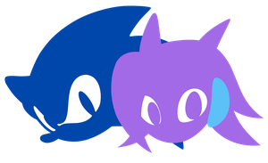 Sonic and Lilac Icon by GreenMachine987
