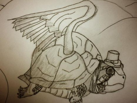Sir Turt of Camelot by mrgrey55