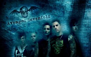 Avenged Sevenfold by Ser1x