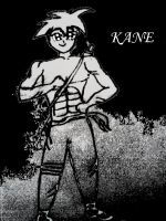 Kane Black and White by XxLustXArtxX