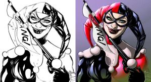 Harley Queen by Champe-rp