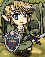 TP Link Chibi by MzMegs