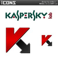 Kaspersky AntiVirus icons by MGQsy