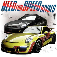 Need For Speed Rivals v3 by POOTERMAN