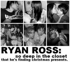 so deep in the closet... by four-panel-fanfics