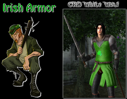 Irish Armor by crowhitewolf