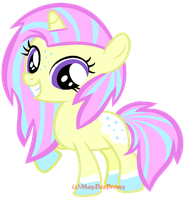 . : | OC | Candy | : . by Wave-Glacier
