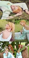 Ylan Cosplay Collage by M-I-D-S