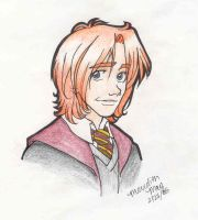 Ron Weasley by SweetTeaLovr
