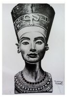 Nefertiti by annygreen
