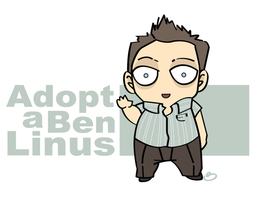 Adopt a Ben Linus by Bestrice