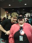 ME AND VIC MIGNOGNA by Bluedragon85