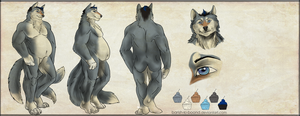 Charger Reference Sheet for Orionamastacia by barish-ki-boond