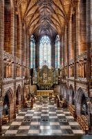 Lady Chapel Alter by CharmingPhotography