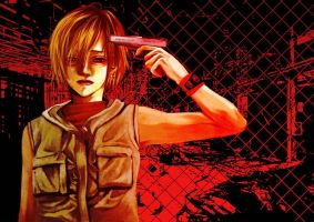 Silent Hill - Heather by ihirotang