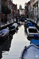 canal de venice by n-hell83