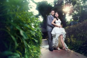 Prewedding Nora By Joe Dialogue .. by joedialogue
