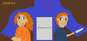Solifale: The book of Silver cover by thetrans4master