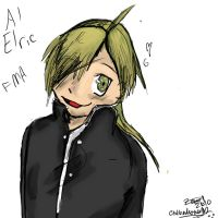 Alphonse Elric -FMA- by chibilover12
