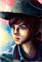 Carl Grimes by Mariana-S