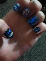 Crazy nails by Marilovett