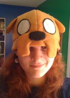 Adventure Time Jake Hat by Red-Flare
