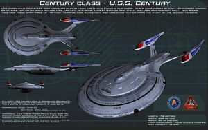 Century Class ortho [New] [Commission for Anno78] by unusualsuspex