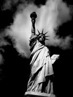I stand for freedom by Kaligem
