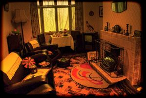 1960's Room... by TheBaldingOne