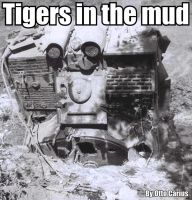 Tigers in the Mud by DeSynchronizer