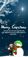 Wish You a Merry Christmas ... by dehh