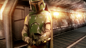 Boba Fett ia watching for you.... always.. by gnomKOLIN