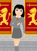 First day at Hogwarts by Rufina-Tomoyo