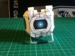 Wheatley Papercraft by hitmanbob33