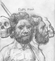 Homo Floresiensis by povorot
